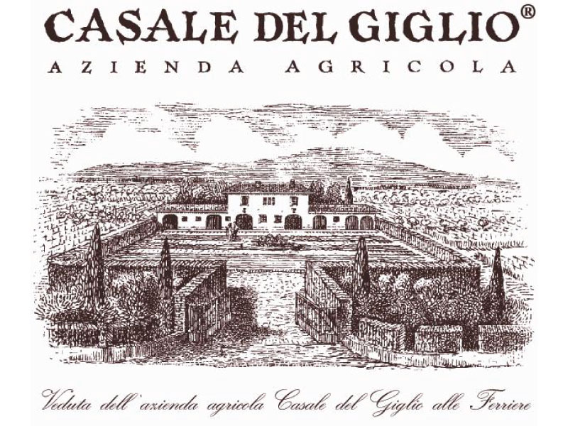 Image result for CASALE DEL GIGLIO logo